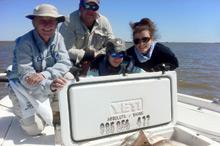 Allen A McElroy Jr. Boat