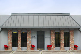 Office Building - Attorneys Berwick & Morgan City - McElroy & Duffy - Macduflaw