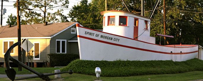 Spirit of Morgan City - Attorneys Berwick & Morgan City - McElroy & Duffy - Macduflaw
